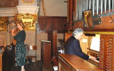 Concerti sugli organi storici